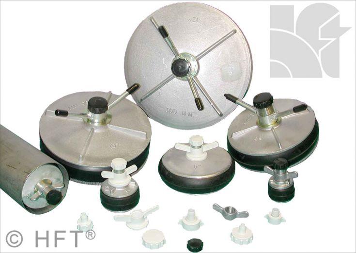 Obturateurs Aluminium